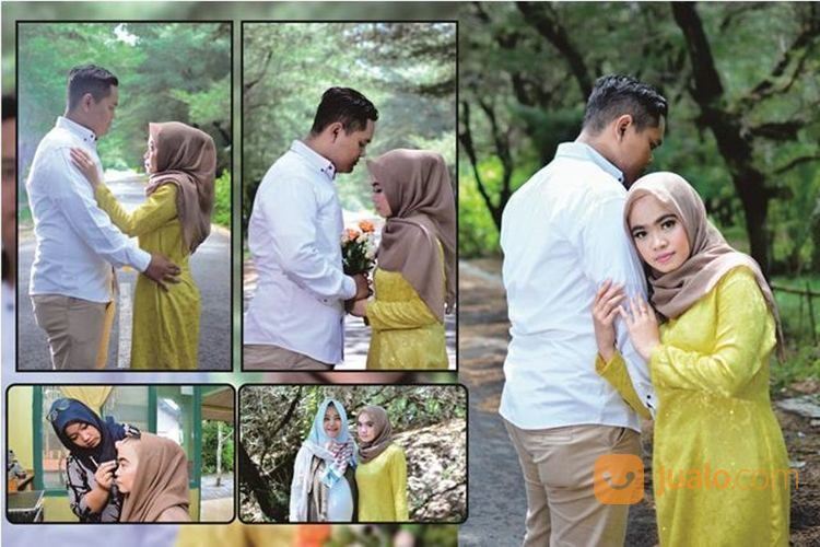 Foto 1jt Lengkap Semua File 2 Album Magnetik Pigura Wedding Murah Jogja (26474607) di Kota Yogyakarta