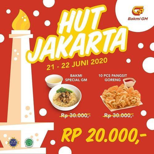 Bakmi GM Hut Jakarta Promo (26476099) di Kota Jakarta Selatan