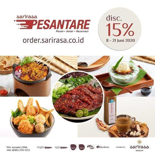 Sate Khas Senayan Disc. 15% (26476363) di Kota Jakarta Selatan