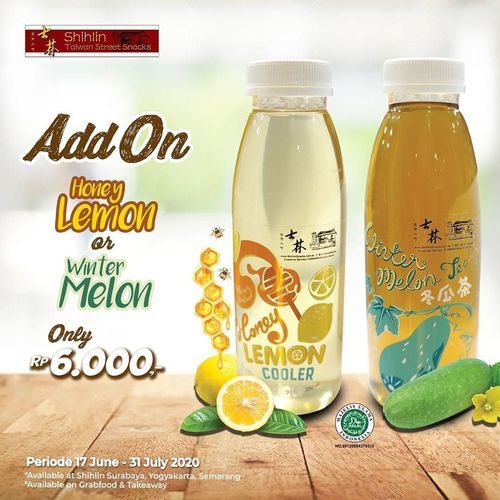 Shihlin Honey Lemon And Winter Melon Only 6.000 (26477443) di Kota Jakarta Selatan