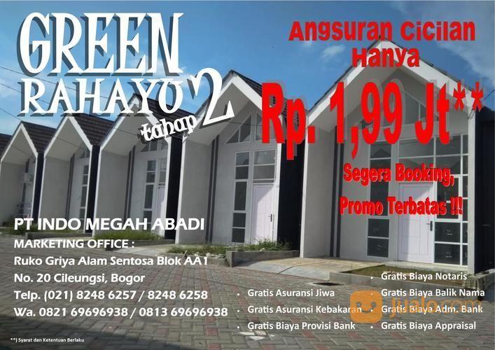 Rumah Dp Ringan 13 Juta All In (26478619) di Kota Bekasi