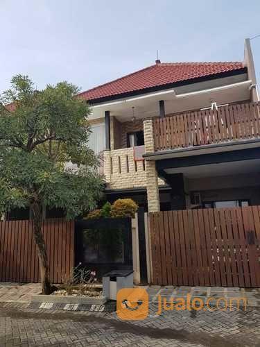 CANTIK Rumah Graha Sampurna Indah Wiyung Surabaya Dkt Royal Residence (26480071) di Kota Surabaya