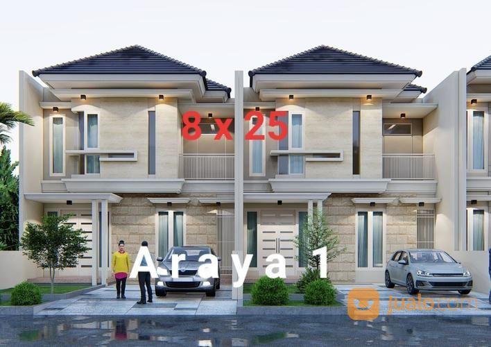 Rumah Baru Araya 1 Galaxy Bumi Permai Kertajaya Manyar Dharmahusada MERR Ir Soekarno (26480887) di Kota Surabaya