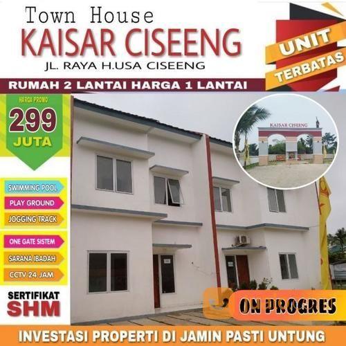 Rumah Mewah 2 Lantai Harga 1 Lantai Dengan Fasilitas Terlengkap (26484847) di Kota Tangerang