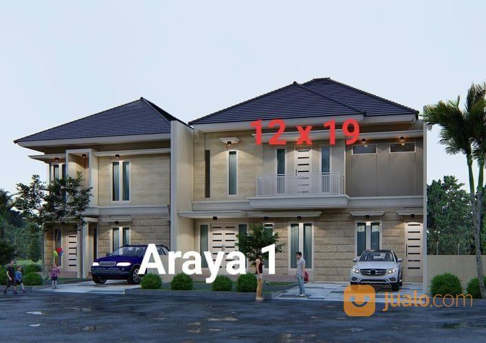 Araya 1 Rumah Baru Galaxy Bumi Permai Kertajaya Manyar Dharmahusada (26485719) di Kota Surabaya