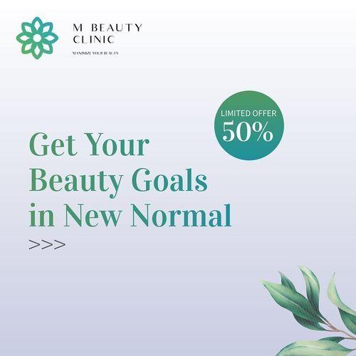 M Beauty Clinic 50% DISKON FOR YOUR TREATMENT (26486063) di Kota Jakarta Selatan