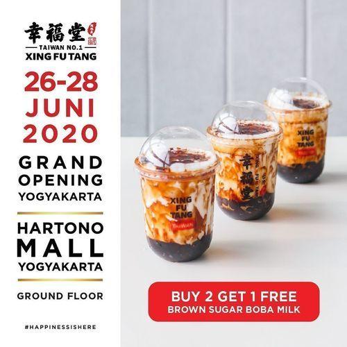 Xing Fu Tang Opening Promo Buy 2 Get 1 Free (26486763) di Kota Jakarta Selatan