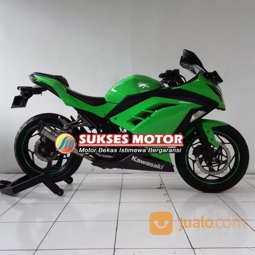 Ninja 250 FI Tahun 2015 Kawasaki, Mesin Bergaransi (26487423) di Kota Depok
