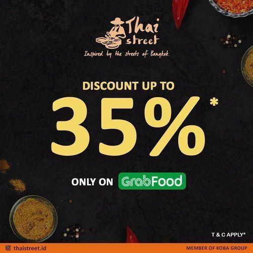 Thai Street Special Promo Discount Up To 35% (26491967) di Kota Jakarta Selatan