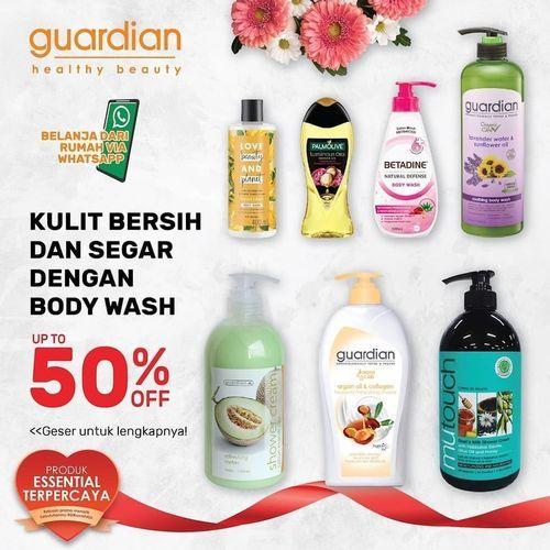 Guardian Body Wash Promo (26492107) di Kota Jakarta Selatan