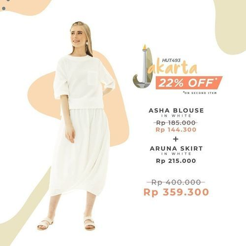 Beatrice Clothing Special Discount 22% Off (26492131) di Kota Jakarta Selatan