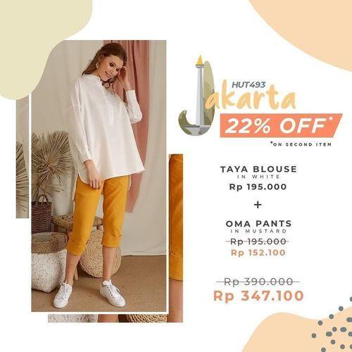 Beatrice Clothing Special Discount 22% Off (26492139) di Kota Jakarta Selatan
