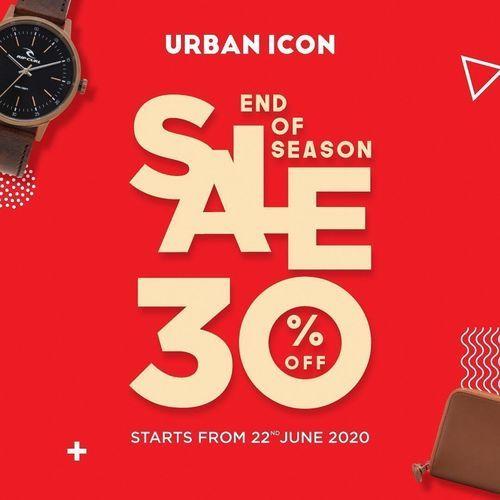 Urban Icon End Of Season Sale 30% Off (26492163) di Kota Jakarta Selatan