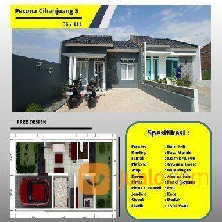 Rumah 1 Lantai Pesona Cihanjuang 5 Dekat Ke Kantor Cihanjuang (26494919) di Kota Bandung