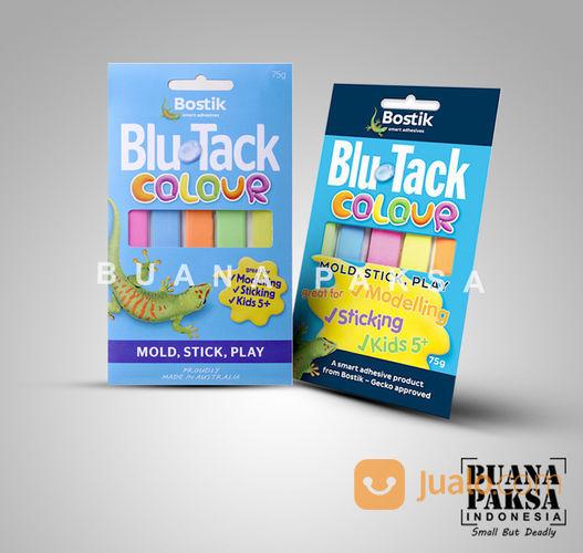 Bostik Blu Tack Colour (26498159) di Kota Semarang