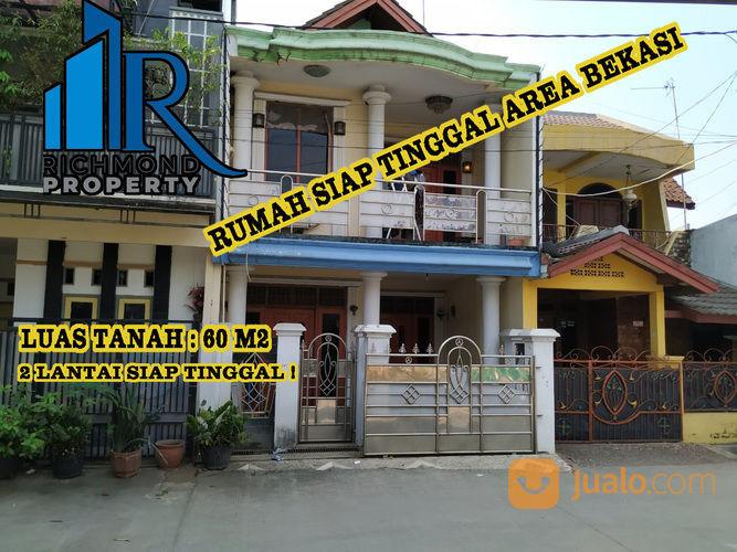 Rumah 2 Lantai Di Perum Tridaya , Nego Saja Sampai Jadi (26498503) di Kota Bekasi