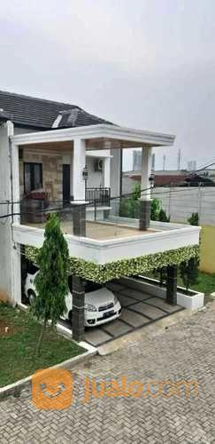 Rumah 2 Lantai Bernuansa Asri Pedesaan (26505519) di Kab. Bogor