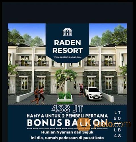 Rumah 2 Lantai Berpeluang Bisnis (26506511) di Kab. Bogor