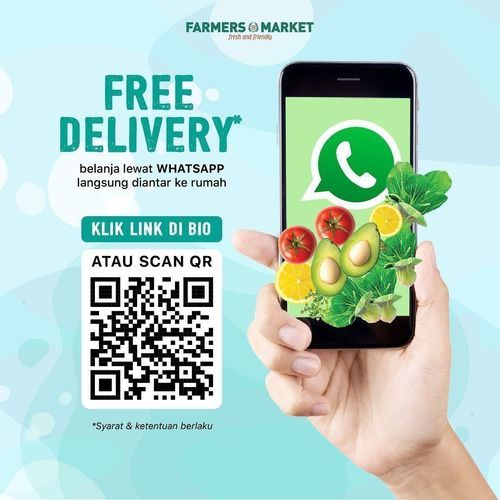 Farmers Market Promo Free Delivery* (26509899) di Kota Jakarta Selatan