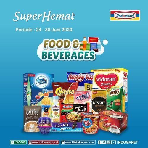Indomaret Food & Beverages Super Hemat Katalog (26510071) di Kota Jakarta Selatan