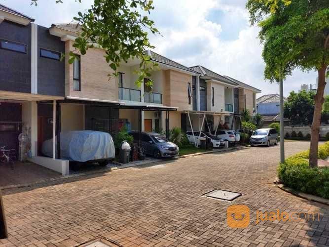 Rumah 2 Lantai Siap Huni 5kt Di BSD (26510799) di Kota Tangerang Selatan