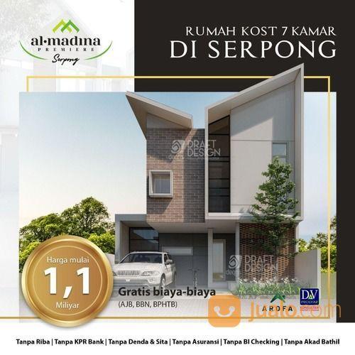 Beli Rumah Mewah Gratis 5 Kamar Bisa Buat Kos_kostan Lokasi Strategis (26511203) di Kota Tangerang
