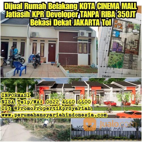 JATIASIH Bekasi Rumah KPR Developer 350JT Dekat Jakarta Kota Cinema Mal Tol (26512923) di Kota Bekasi