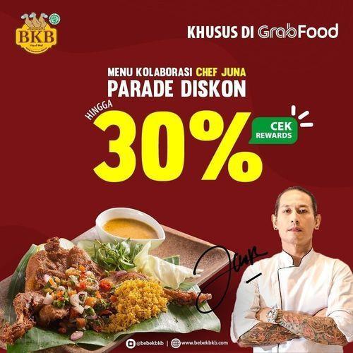 Bebek BKB Parade Diskon 30% (26514175) di Kota Jakarta Selatan