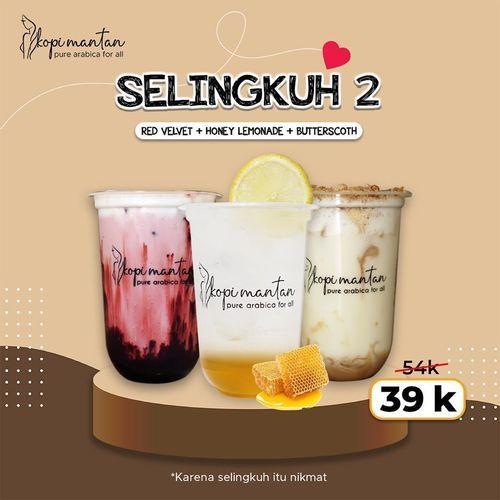 Kopi Mantan Promo 3 For 39K (26514263) di Kota Jakarta Selatan