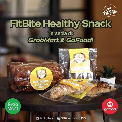 FITBITE HEALTHY SNACK GRABMART & GOFOOD (26521471) di Kota Jakarta Selatan