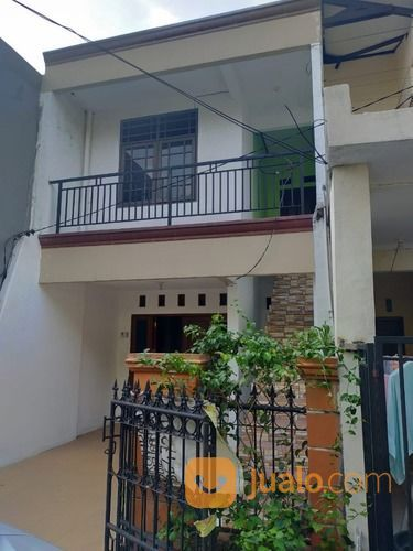 Rumah 2 Lantai Siap Huni Di Perum DKI Pondok Kelapa Jakarta Timur (26533375) di Kota Jakarta Timur