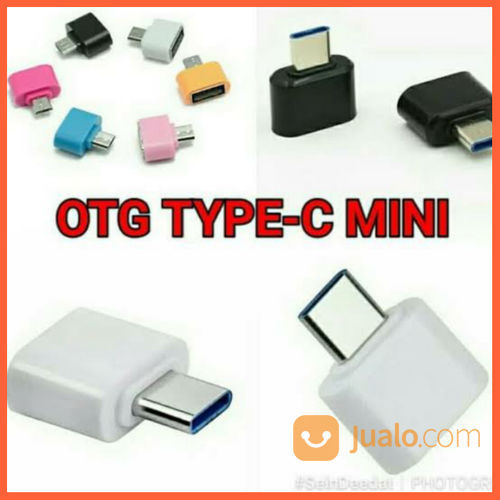 OTG (On The Go) USB Type A Female To USB Type C Male (26536667) di Kab. Grobogan