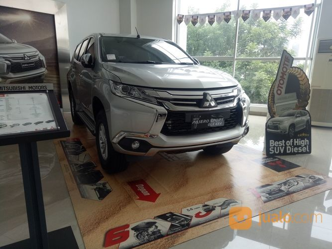 Pajero Exceed Baru 2018 Diskon Istimewa Mitsubishi Bandung, (26540639) di Kota Bandung
