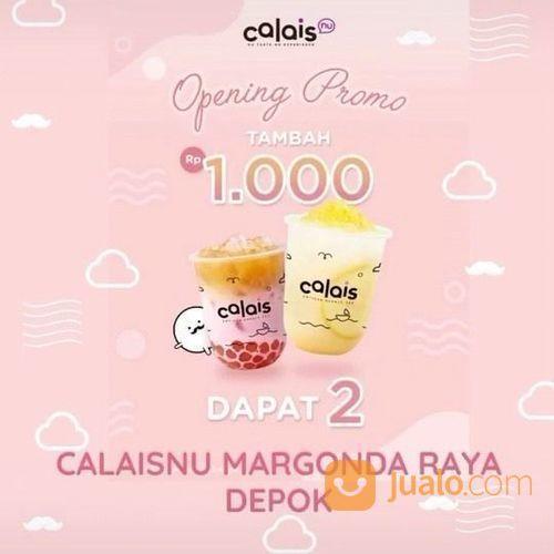 Calais Tea Opening Promo Tambah 1000 Dapat 2 (26544723) di Kota Depok