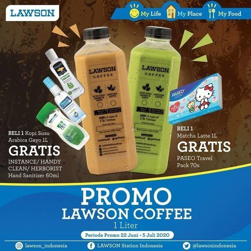 Lawson Promo Lawson Coffee (26545219) di Kota Jakarta Selatan
