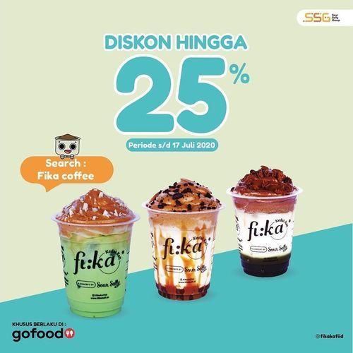 Fika Diskon Hingga 25% Dalgona Series (26545251) di Kota Jakarta Selatan