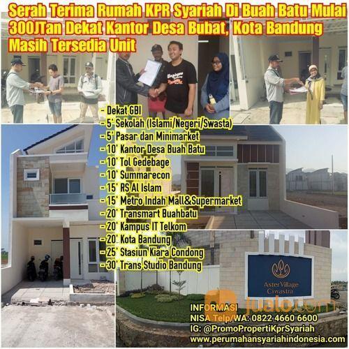 Dekat KOTA Bandung Rumah 1LT & 2LT 300JTan KPR Developer Buah Batu Ciwastra (26548119) di Kota Bandung