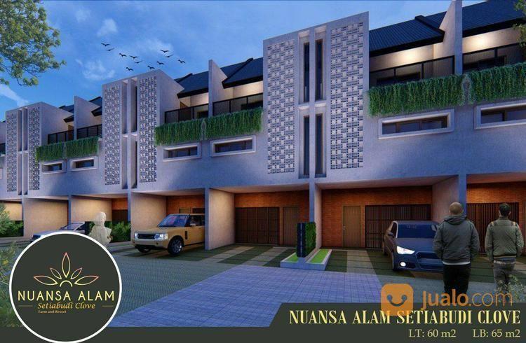 Rumah Nuansa Alam Setiabudi Clove Segera Miliki 2 Lantai Di Setiabudi Clove (26548627) di Kota Bandung