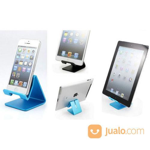StuffStudio Stand / Sandaran Alluminium Hp Tab (26549227) di Kota Semarang