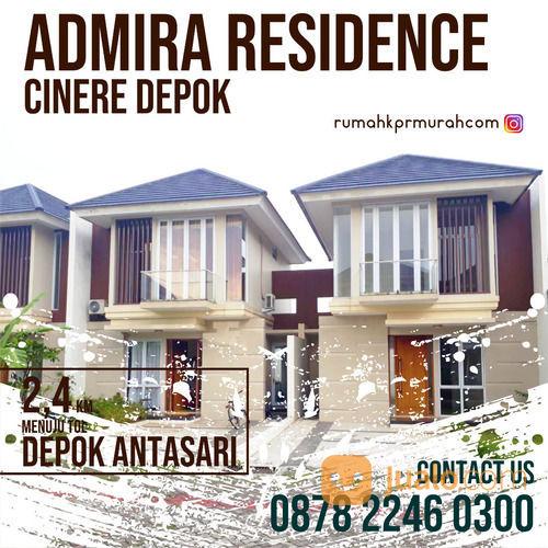 Perumahan Syariah Cinere Depok   ADMIRA RESIDENCE (26562603) di Kota Depok