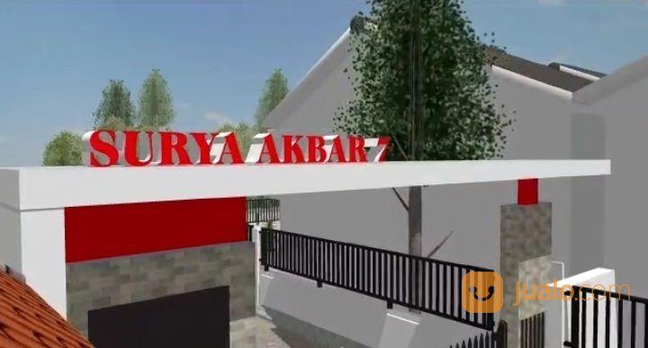 SURYA AKBAR 7 ALL IN 10 JUTA (26562911) di Kota Palembang