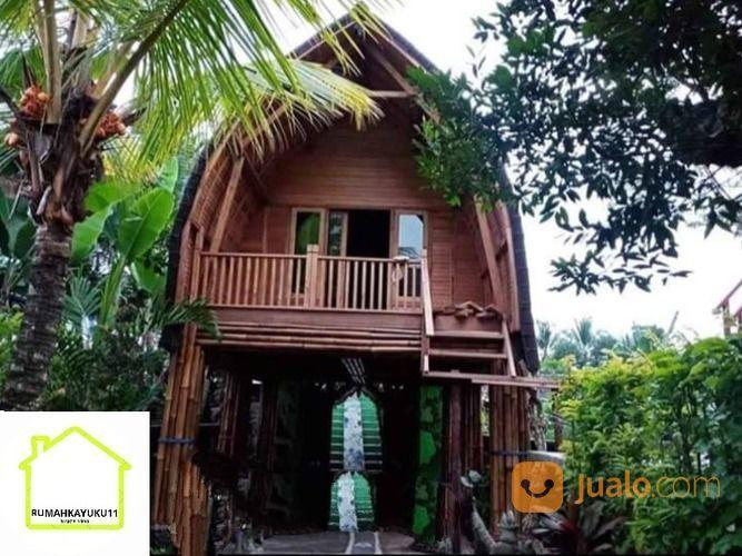 Rumah Bongkar Pasang Etnik (26567759) di Kota Malang