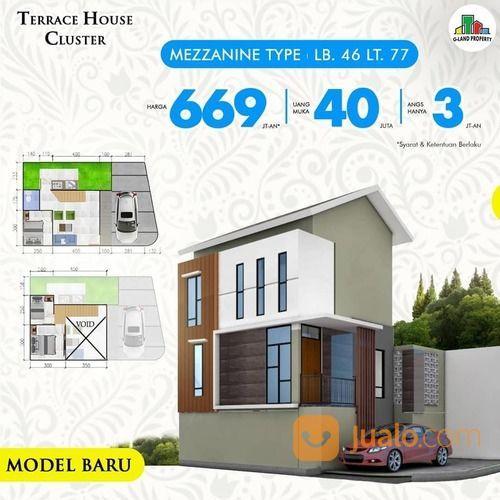 Model Baru Rumah Bandung Kota Dkt Terminal Cicaheum, Cikutra (26572351) di Kota Bandung