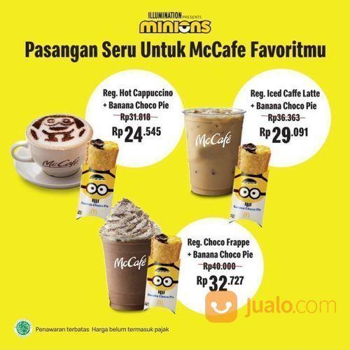 McDonald's Promo McCafe Favorit (26576291) di Kota Jakarta Selatan
