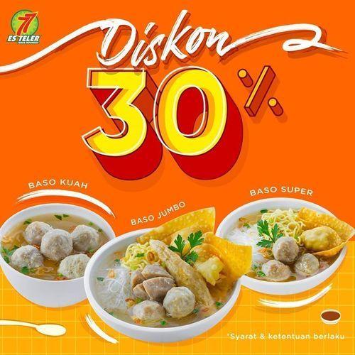 ESTELER 77 PROMO DISKON 30% (26579755) di Kota Jakarta Selatan