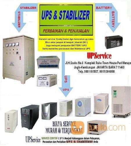 Service Stabilizer Dan UPS Semua Merk (26594107) di Kota Jakarta Barat