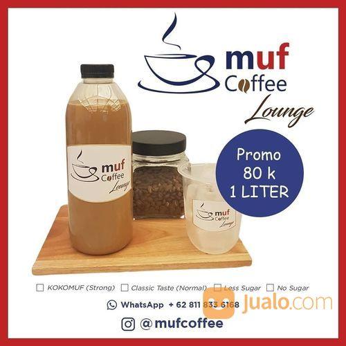 MUF Coffee Promo 1 Litter Coffee (26595239) di Kota Jakarta Selatan