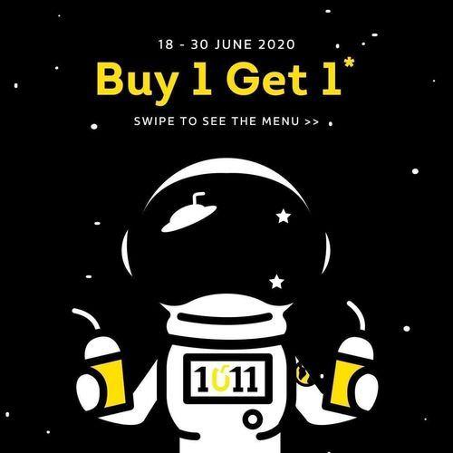 1011 Sip Tea Buy 1 Get 1 (26595267) di Kota Jakarta Selatan