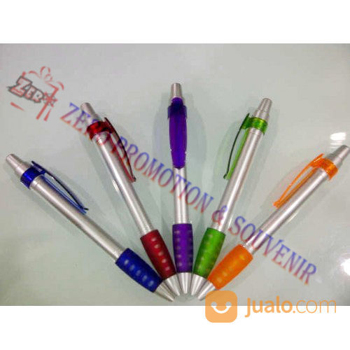 Pen Plastik Insert Paper 736 | Pulpen Promosi 736 (26600951) di Kota Tangerang