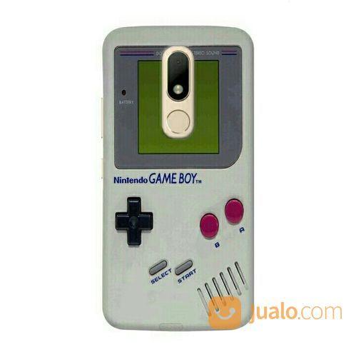 Game Boy Motorola M Custom Hard Case (26616959) di Kota Bekasi